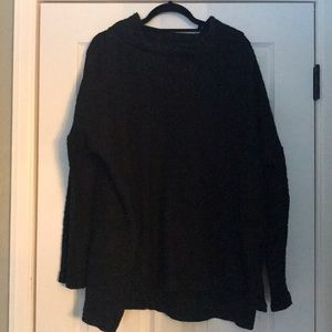 Chunky, textured sweater